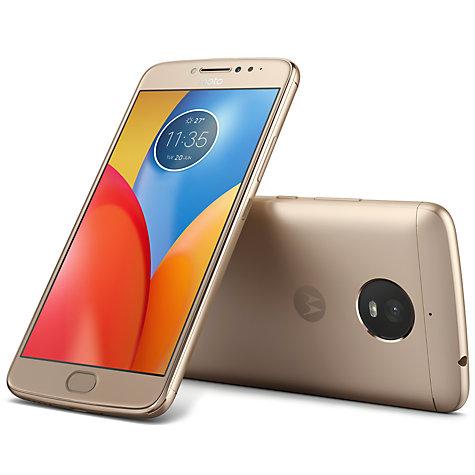 Motorola E4 Plus £139 @ John Lewis
