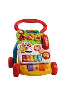 Vtech First Steps Baby Walker - £24.74 (£3.99 delivery or free click & collect) from Very.co.uk