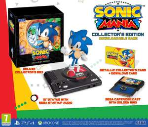 Sonic mania collectors edition ps4 - £79.99 @ Amazon