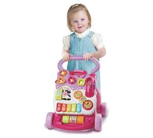 VTECH baby walker pink (and non-pink!) - £16.99 @ Argos