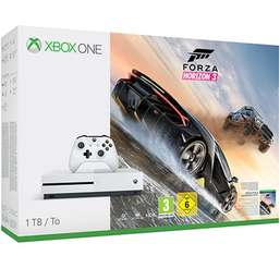 Xbox One S 1TB w/ Forza Horizon 3, Mirrors Edge, Additional Xbox One Controller + Chadpad (£229.99 - Tesco Direct) use code TDX-WFTW