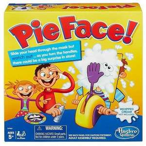 Pie face Game (Asda Northwich) - 70p instore