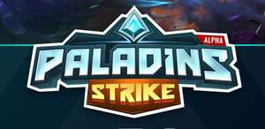 Sign Up for Paladins Strike Alpha FREE