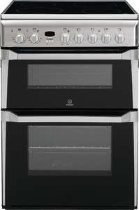 Indesit ID60C2XS 60cm Electric Double Fan Oven, Stainless steel £329 Delivered @Hughes