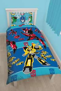 Transformers single bedding £6.67 free delivery @ Amazon - Dispatched from and sold by JMD Online