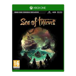 Sea of Thieves – Xbox One £32.89 @ Amazon w/ Prime, £34.89 without.