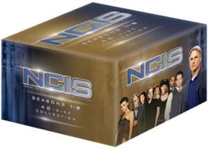 NCIS: Seasons 1-8 Box Set DVD @ Zoom £25 (Use SIGNUP10 £22.50)