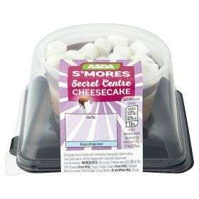 Yummy Cheesecakes / Slices only 50p @ Asda