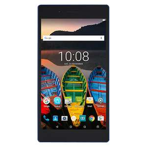 "Lenovo TAB3 7 Tablet, Quad-core Processor, Android, GPS, Wi-Fi, Splash-Proof, 7"", 2GB RAM, 16GB Hard Drive £59.99 @ John Lewis"