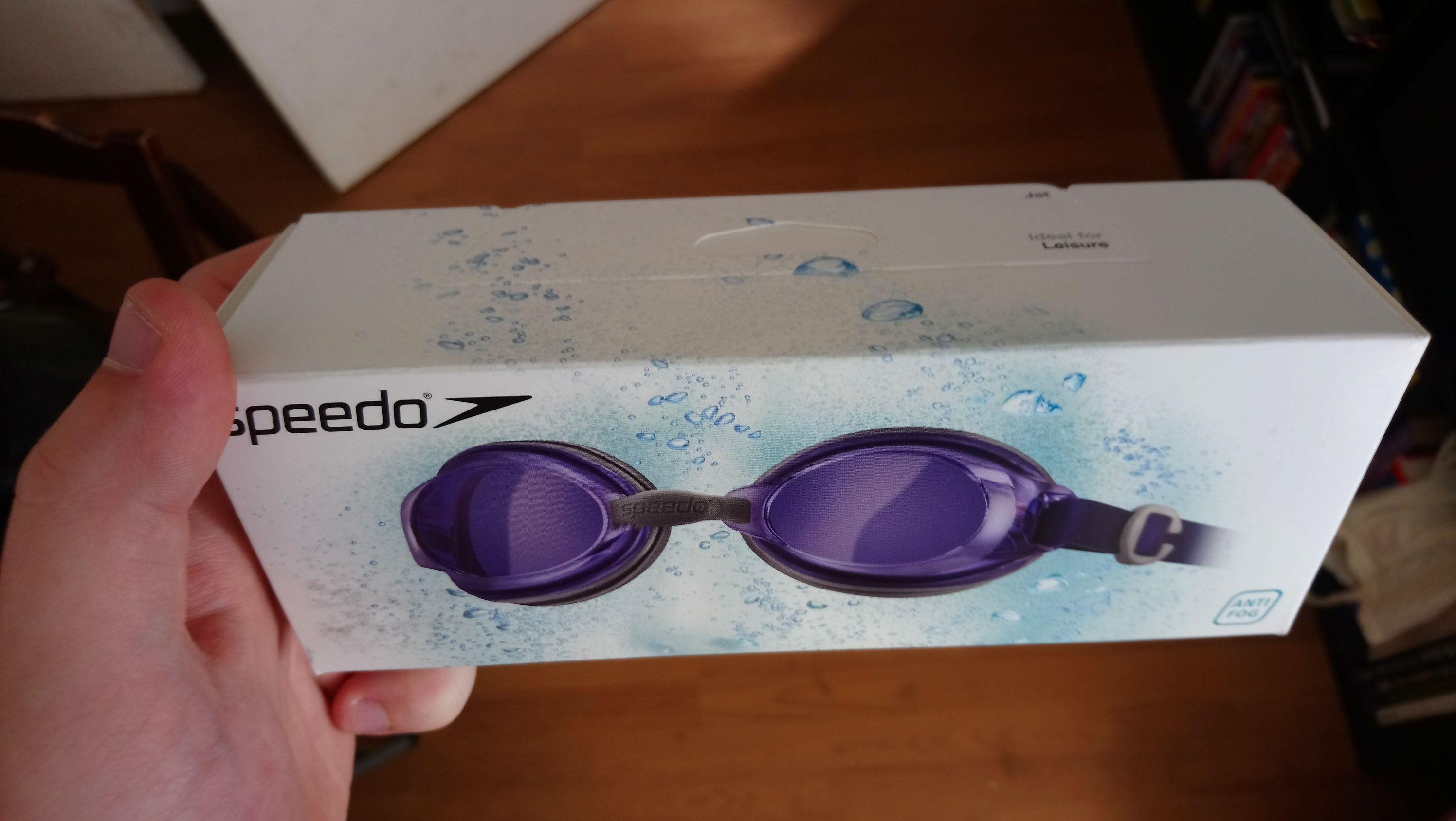 Speedo jet goggles £2.49 @Tesco