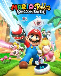 Mario + Rabbids Kingdom Battle for Nintendo Switch at hitari.co.uk for £42.70