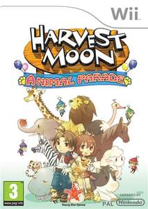 Harvest Moon: Animal Parade [Wii] for £12 in store / £14.50 posted at CEX