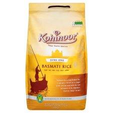 Kohinoor Extra Long grain Basmati rice 10kg £10