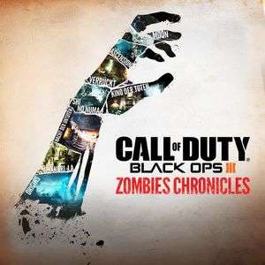 Call of Duty Black Ops 3 Zombie Chronicles (PS4) at CDKeys for £21.84
