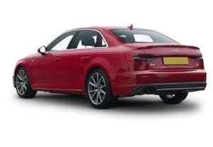 Audi A4 Saloon 1.4T FSI S Line 4dr [Leather/Alc] Personal contract hire - 10k Miles - £245.22 per month + £809.82 initial payment + £360 vehicle sourcing fee (Negotiable) at Yes Lease - £6675.72
