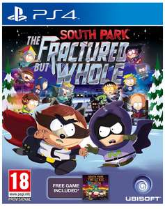 South Park: The Fractured But Whole (PS4) £37.00 with code - Amazon