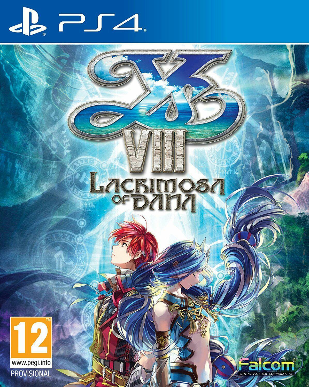 Ys VIII PS4 £30.99 @ Amazon