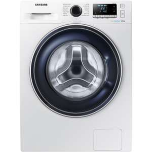 Samsung Ecobubble WW80J5555FA 8Kg Washing Machine 1400 rpm A+++ with 5 Year Warranty £349.00  ao.com with code - £319.00 after cashback