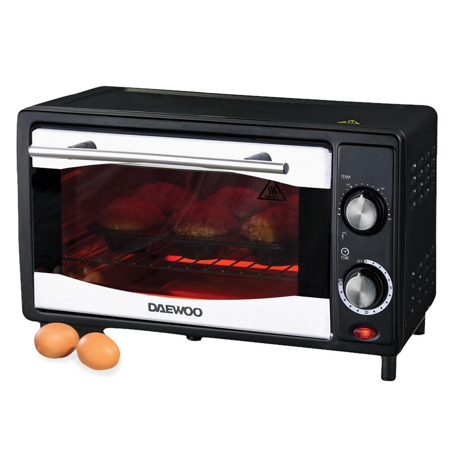 Daewoo 10 Litre Mini Oven for £24.99 @ Robert Dyas (using code £21.24) free C&C