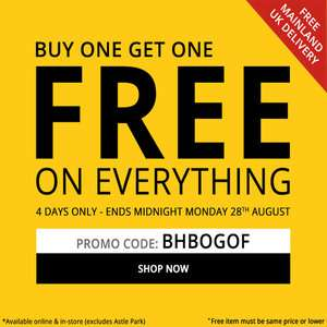it Luggage.Buy One Get One Free on everything including already reduced items. Free Delivery @ Bags Etc