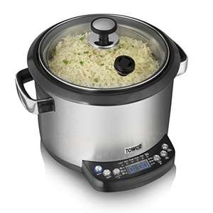 TOWER T16001 Digital Multicooker £29.99 + £3.95 @ The Range
