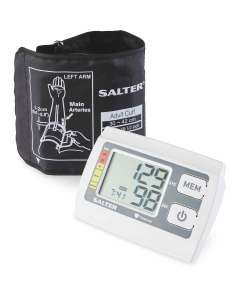 Salter Arm Blood Pressure Monitor with Pouch (FREE delivery) @ Aldi - £19.99