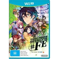 Tokyo Mirage Sessions #FE (Nintendo Wii U) - Australian version £18.85 @ Base
