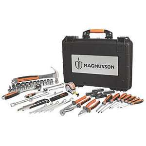 MAGNUSSON HAND TOOL SET 98 PIECE SET at Screwfix for £29.99