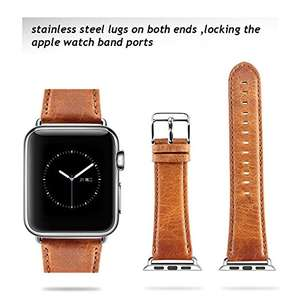iWatch strap - 42mm Khaki - 0.17p (Amazon glitch!) - Sold by Fanscend and Fulfilled by Amazon (Prime or add £1.99)