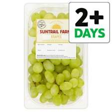 Suntrail Farms Grapes (500g) (Green, Black or Red) ONLY £1.25 @ Tesco