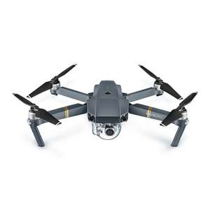 DJI Mavic Pro Quadcopter Drone 4K Camera, GPS Positioning, 40mph DJi Factory Refurbished at Scan for £738.48