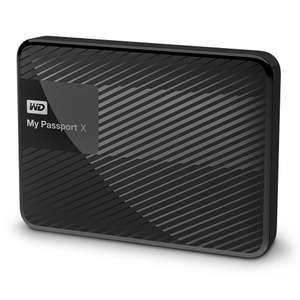 Western Digital MY PASSPORT X 3TB (recertified) - £52.99