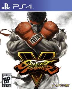 Street Fighter 5 PS4 - £9.99 @ Argos (C&C)