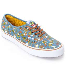Authentic Toy Story Vans (Childrens) Trainers @ Amazon - £11.20 Prime / £15.95 non-Prime