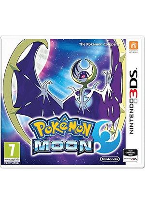 Pokémon Moon (Nintendo 3DS) 2016 RRP £39.99