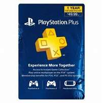 12 months PSN £35 with code @ tesco direct