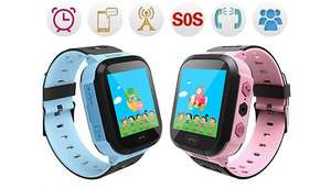Child Safety GPS Tracker Smart Watch - £12.99 @ Go Groopie
