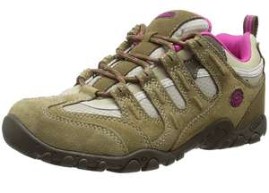 Hi-Tec Women's Quadra Classic Low Rise Hiking Shoes £28.87 Del @ Amazon