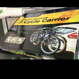 Cycle Carrier - £15 instore @ Asda (Govan)
