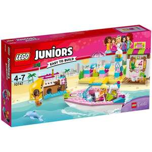 Lego Friends Andrea and Stephanie's Beach Holiday - Amazon - £10 (with Prime) / £13.99 non-Prime
