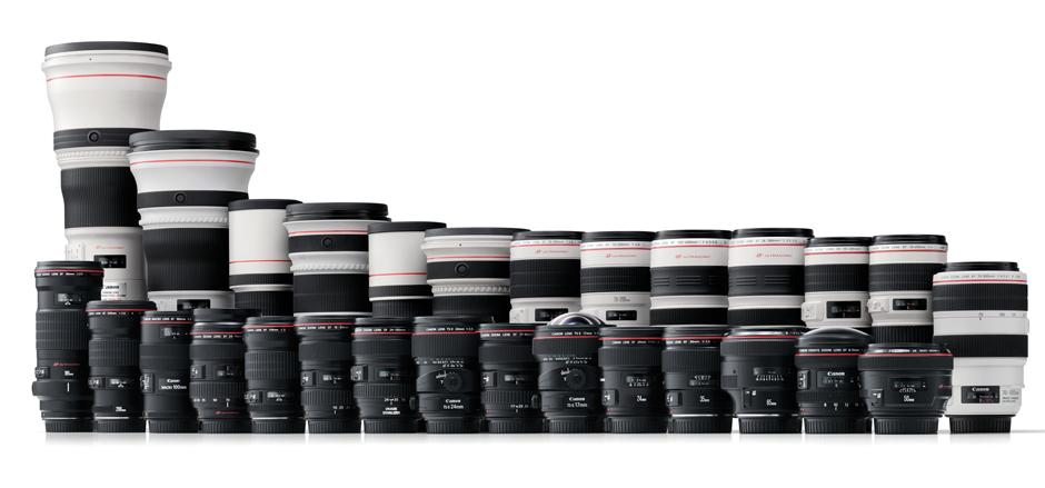 10% off Canon L Lenses @ Wilkinson Cameras