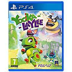 Yooka-Laylee (PS4) £12.01 including delivery  Like new @ Boomerang via Amazon