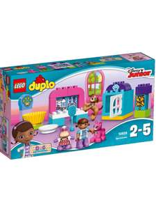 LEGO Doc mcstuffins pet vet care duplo £10 (Prime) £13.99 (Non Prime) @ amazon