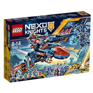 Lego Nexo knights Clays Falcon Fighter at £24.99 @ Amazon