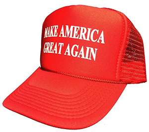 Make America Great Again Hat @ Poundland £1