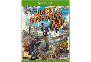 Sunset Overdrive (Xbox One) £4.99 Delivered @ Argos Ebay