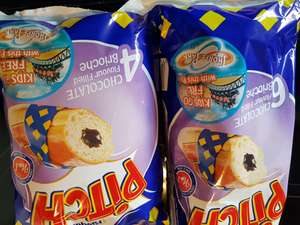 Pasquier Pitch Chocolate filled Brioche 39p - 6 pack and 4 pack @ Heron