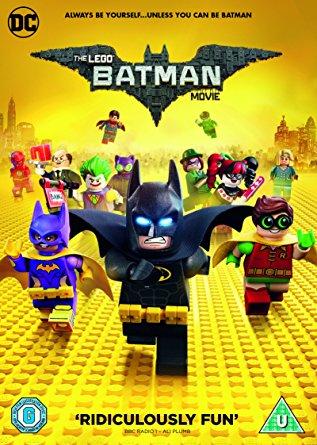 Lego Batman on DVD £6.49 (Prime) £8.48 (Non Prime) @ Amazon