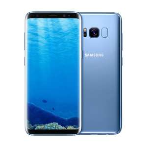 Trade in any old iPhone @ Samsung eshop to get £156 off new Galaxy S8 + 0% interest (£533)