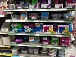 Sistema Kilp It Boxes between £2 and £8 @ Waitrose Instore